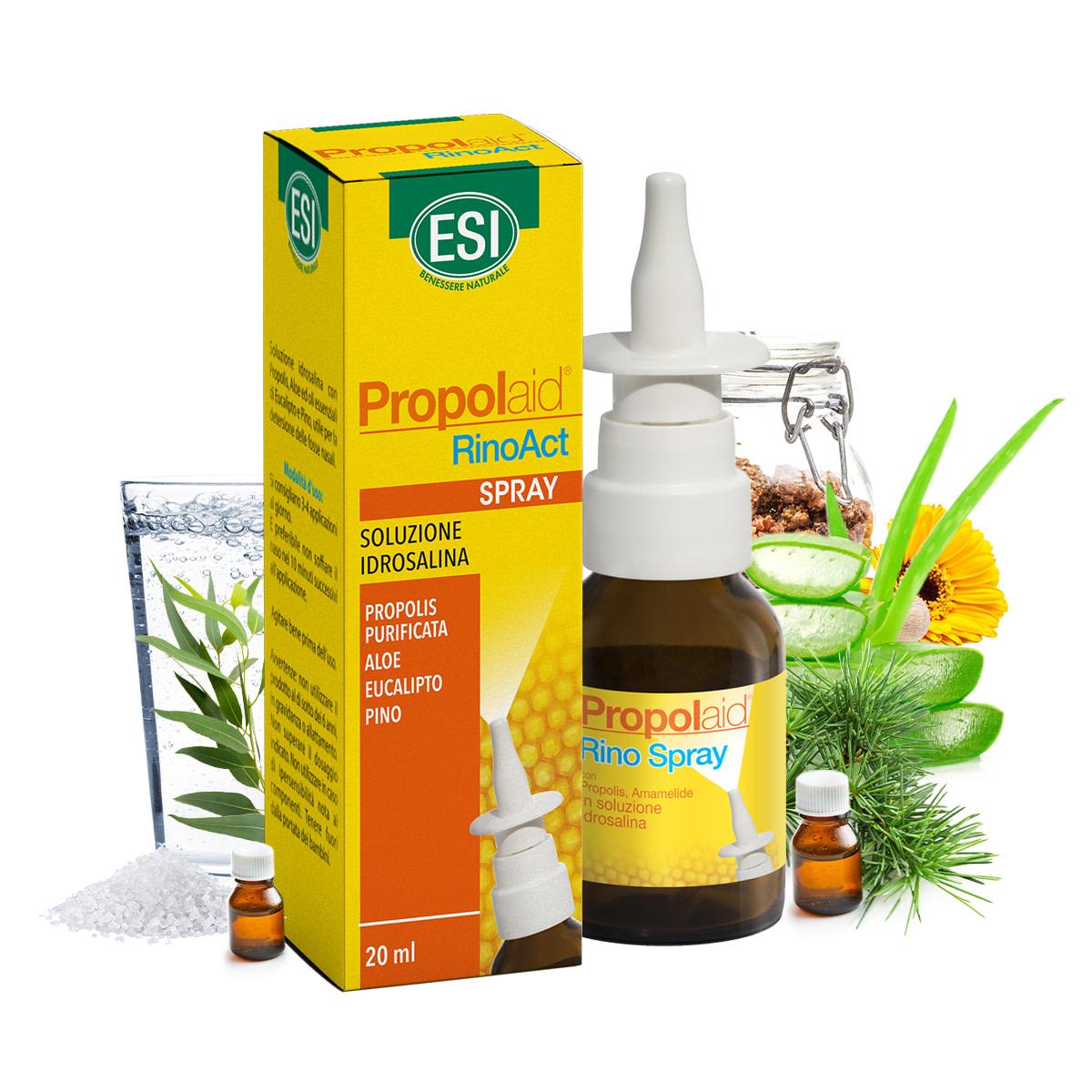 Propolaid RinoAct Spray do nosa 20 ml