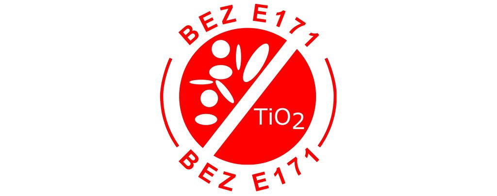 E171 dwutlenek tytanu – szkodliwy barwnik!