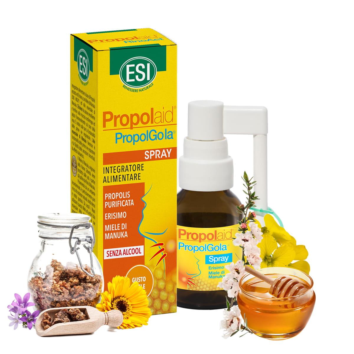Propolaid Propolgola Spray do gardła 20 ml